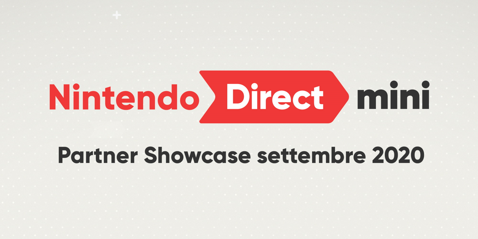 Nintendo Direct Mini Partner Showcase settembre 2020