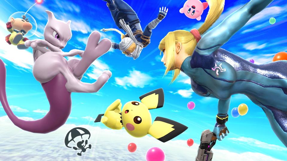 Super Smash Bros. Ultimate torneo leggeri
