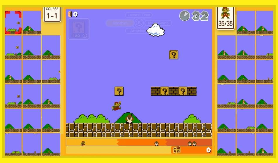 Super Mario Bros. 35 Cover