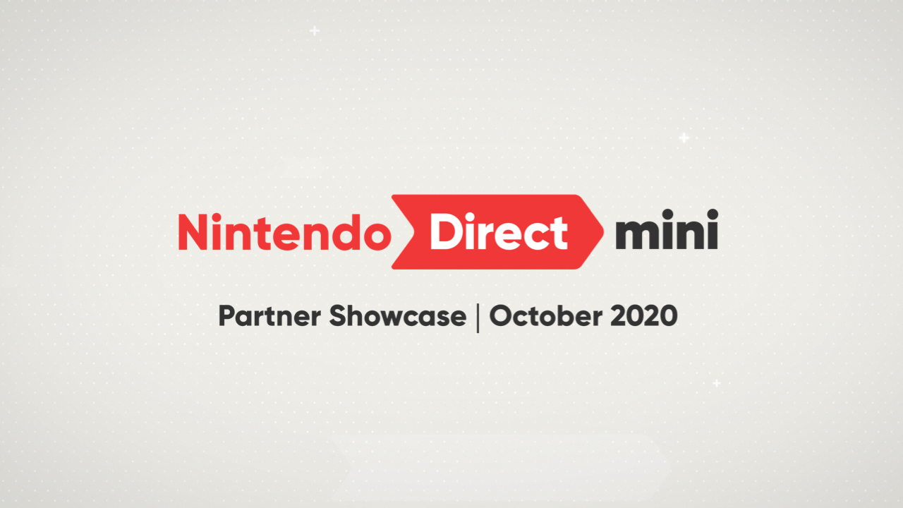 Nintendo Direct Mini: Partner Showcase ottobre