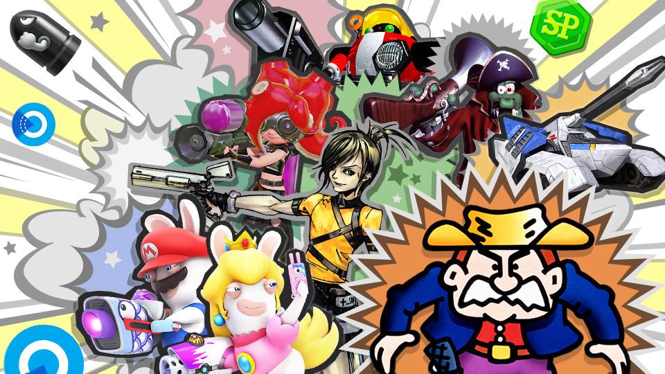 Super Smash Bros. Ultimate Evento Armati fino ai denti