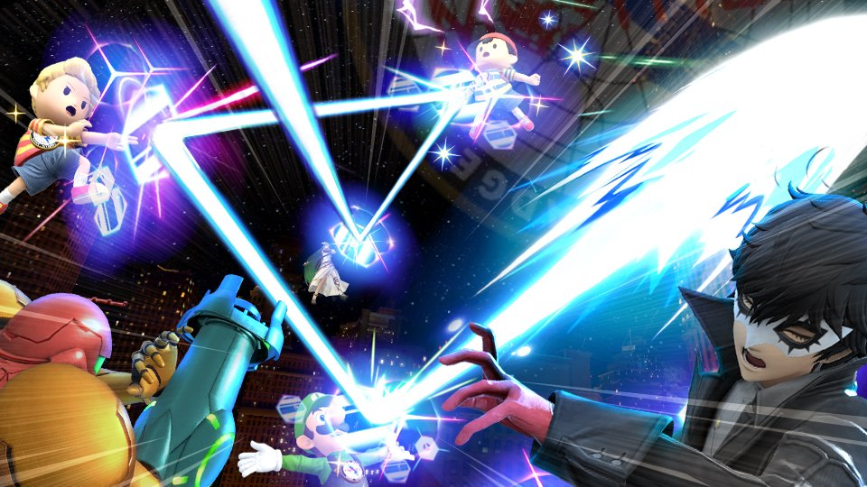 Super Smash Bros. Ultimate torneo È tempo di riflettere