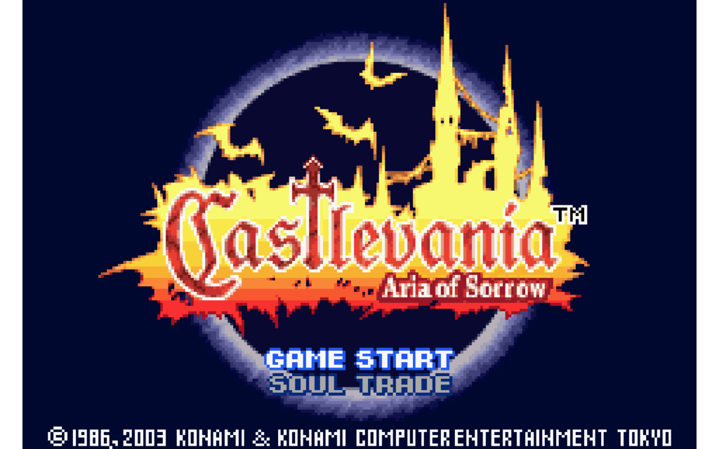schermata di Castevania: Aria of Sorrow