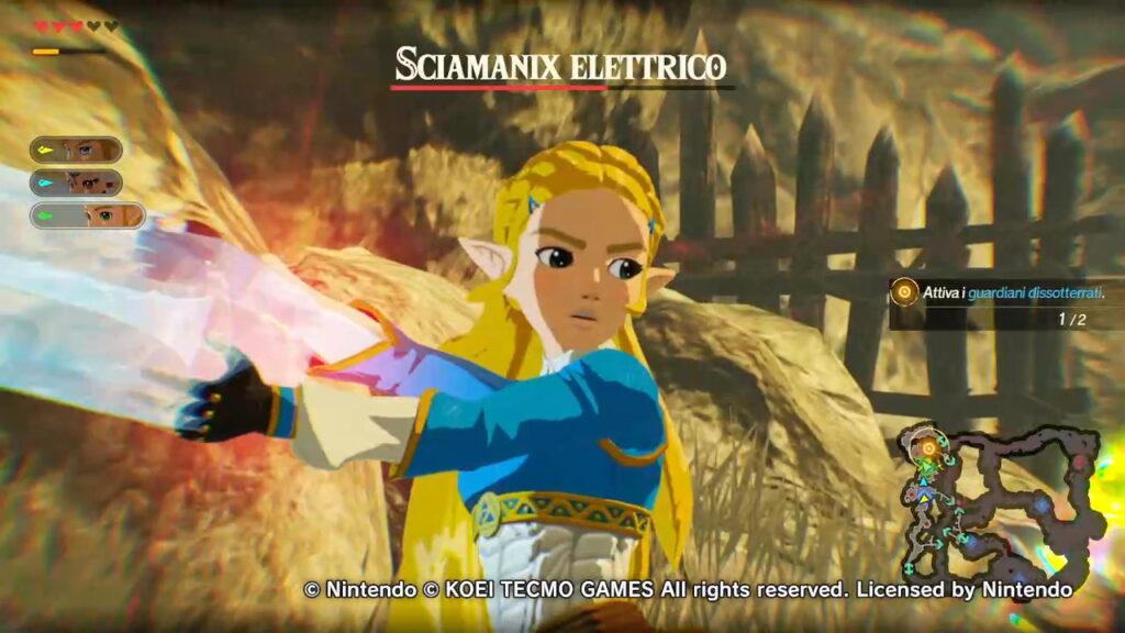 Hyrule Warriors: L'Era della Calamità Demo 4