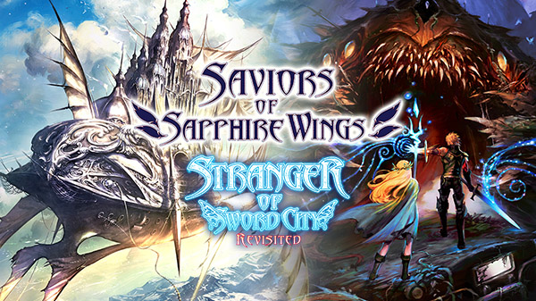 Savior of Sapphire Wings e Stranger of Sword City Revisited