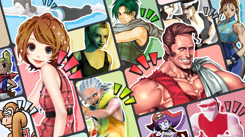 Super Smash Bros. Ultimate evento maniche