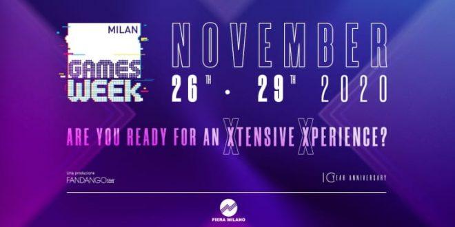 Milan Games Week X 2020