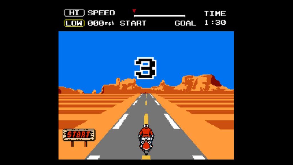Minigioco 8-bit.