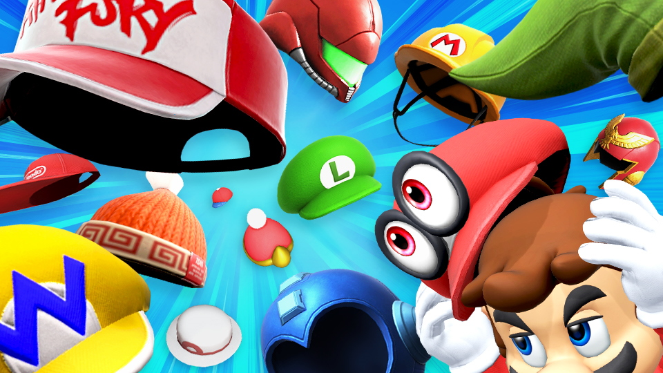 Super Smash Bros. Ultimate torneo cappelli