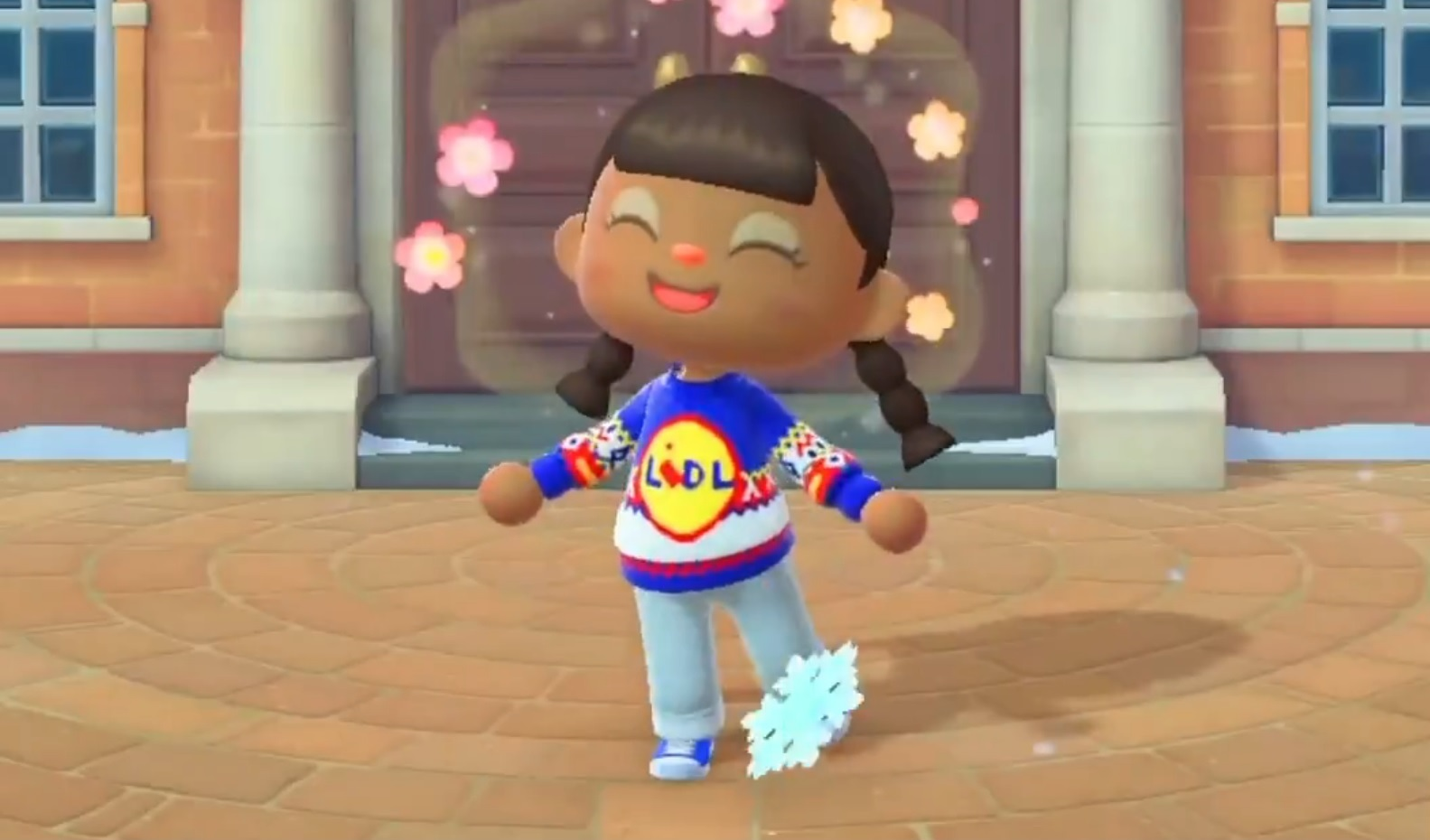 Maglione Lidl Animal Crossing: New Horizons