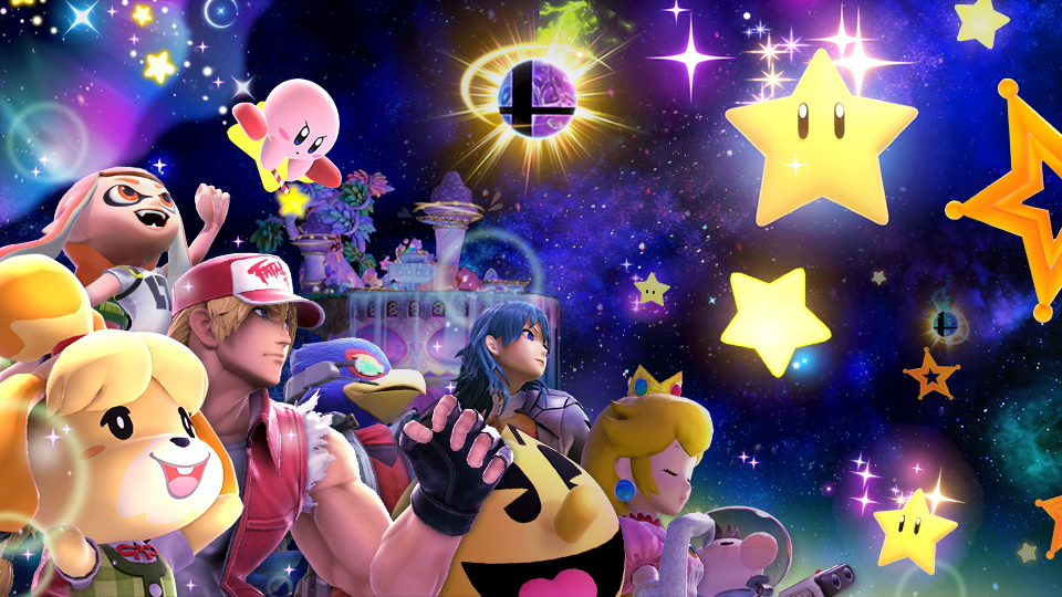 Super Smash Bros. Ultimate torneo stelle