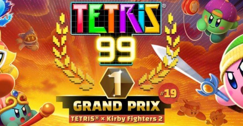 Tetris 99 Grand Prix 19 Cover