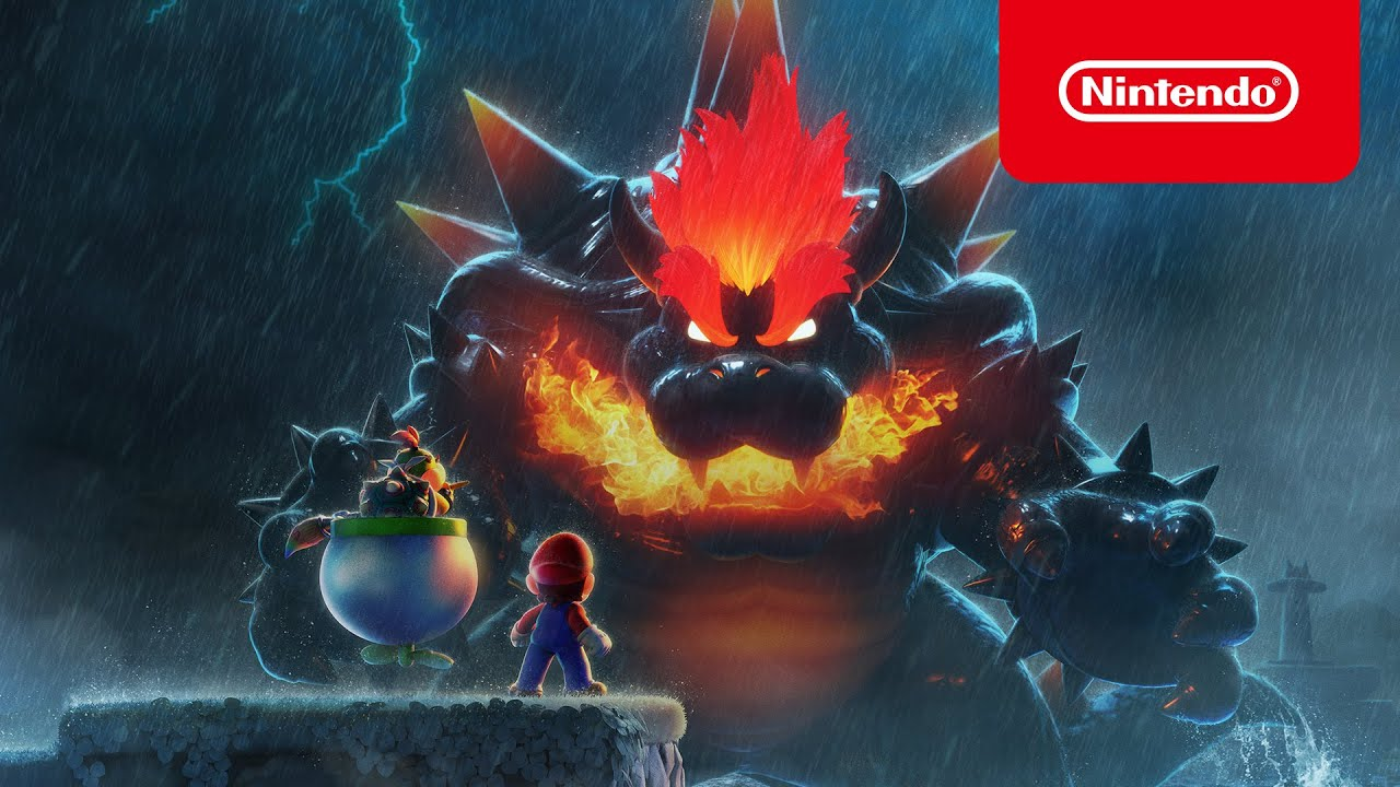 Bowser's Fury: le novità dell'ultimo trailer