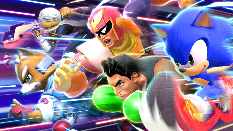 Super Smash Bros. Ultimate torneo veloci