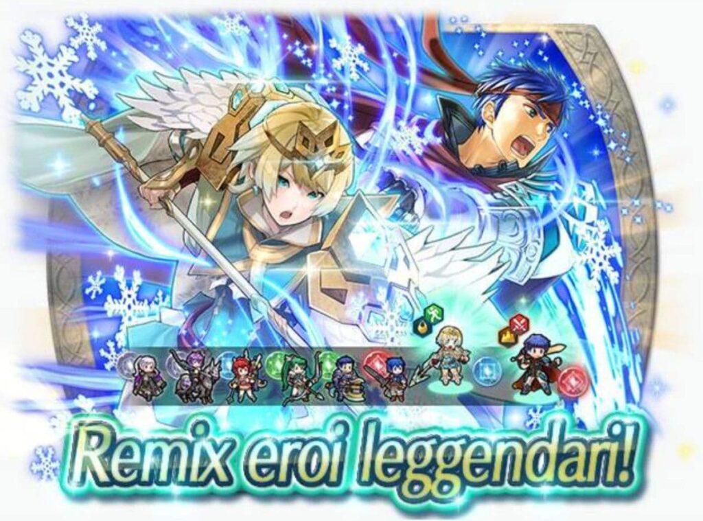 Remix eroi leggendari canale feh