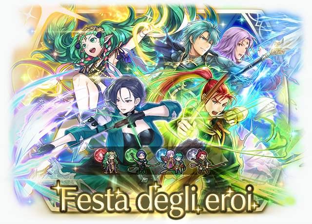 Canale Feh Festa degli eroi