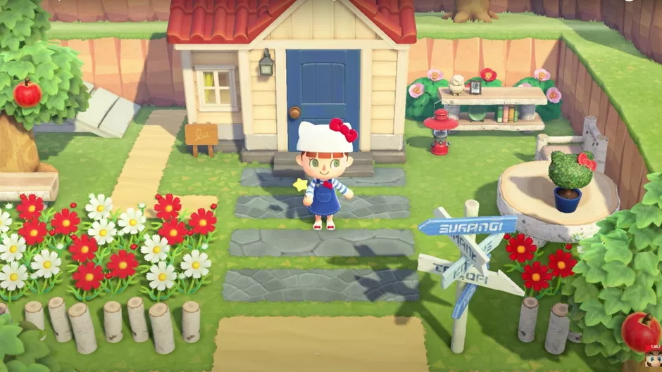 Animal Crossing: New Horizons Sanrio