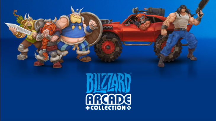 Blizzard Arcade Collection locandina