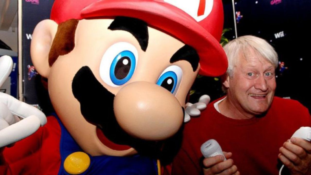 Charles Martinet Cover