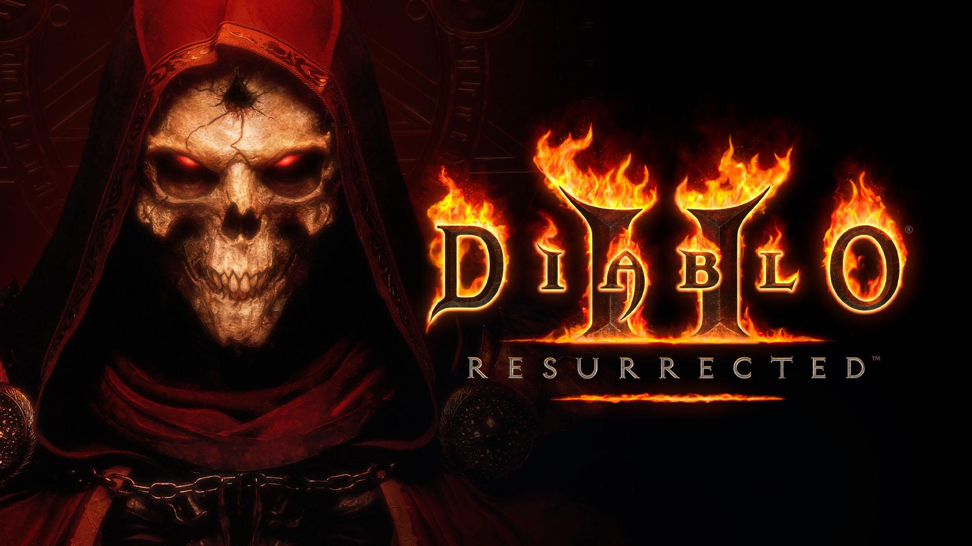 Diablo II: Resurrected locandina