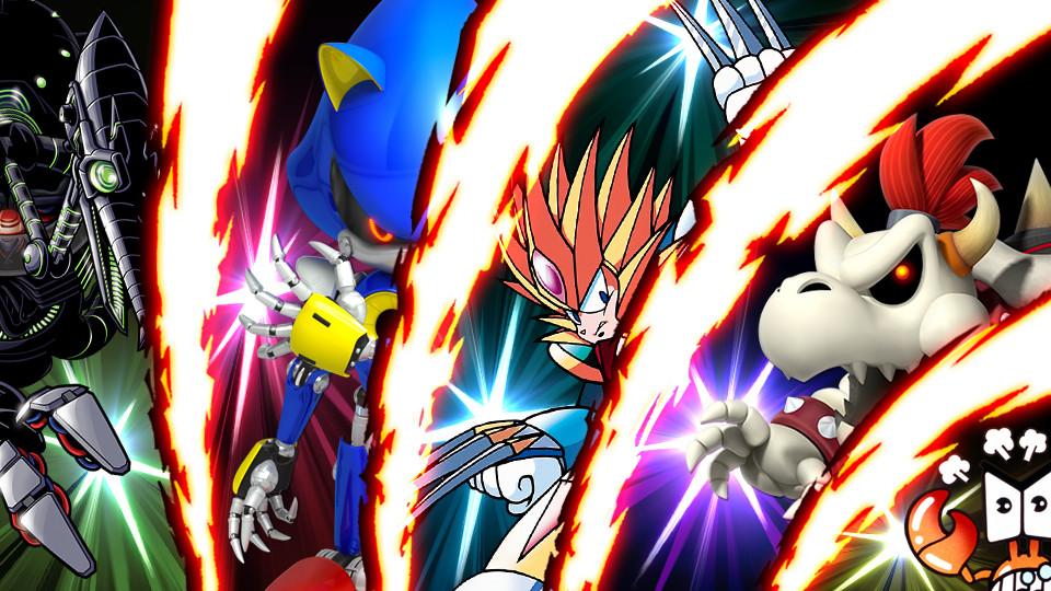 Smash Ultimate Fuori gli artigli