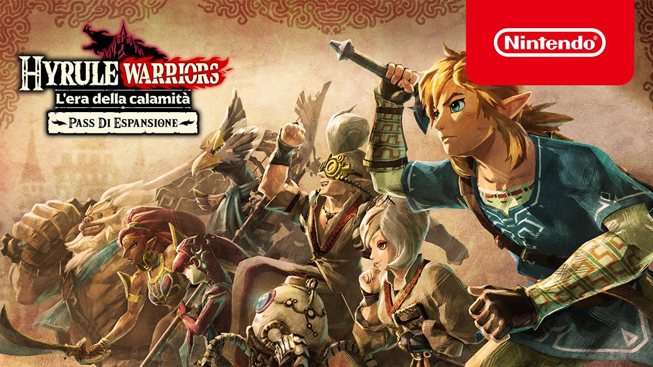 Hyrule Warriors: L'era della calamità pass