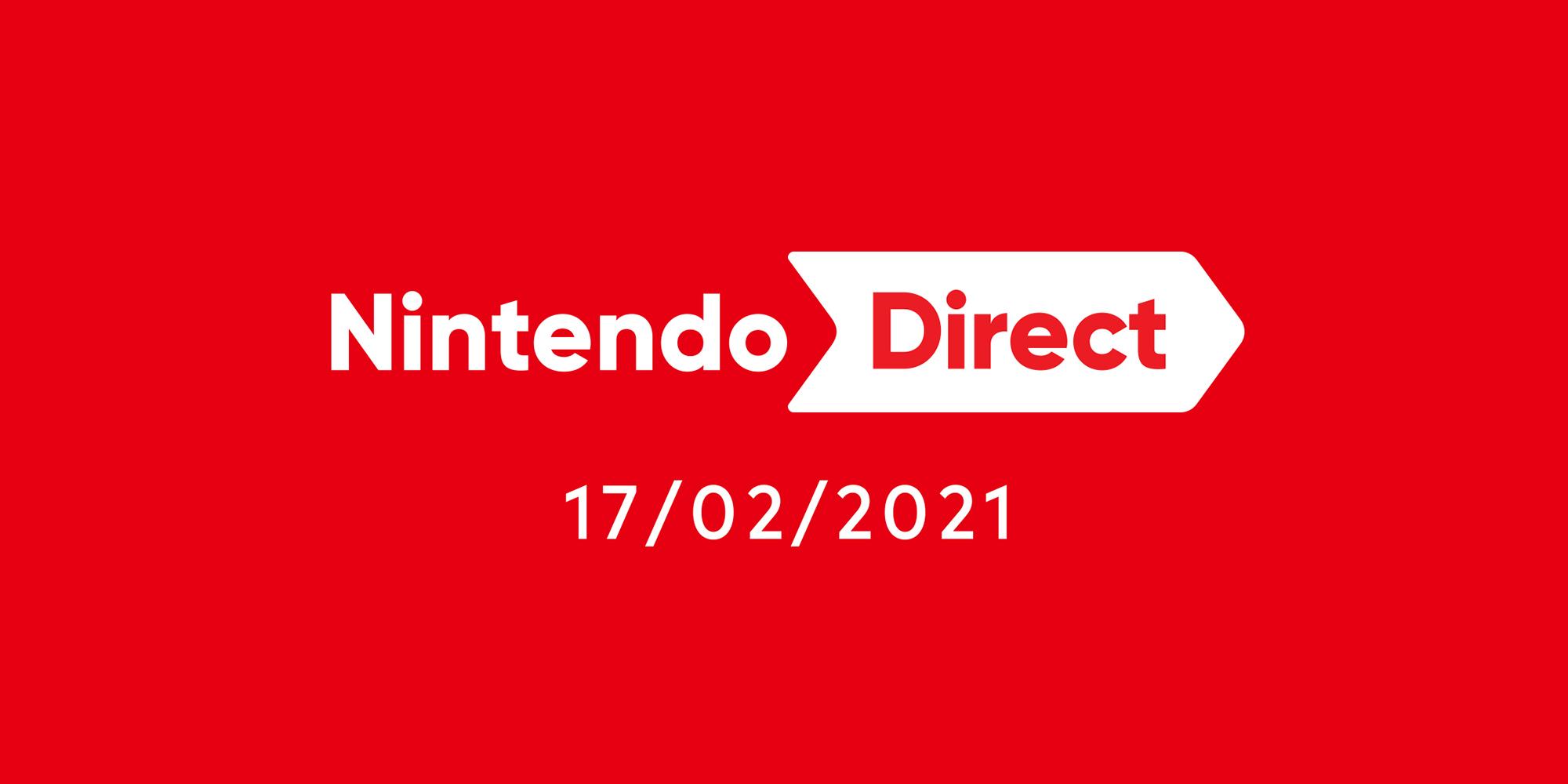 Nintendo Direct 17-02-2021 cover