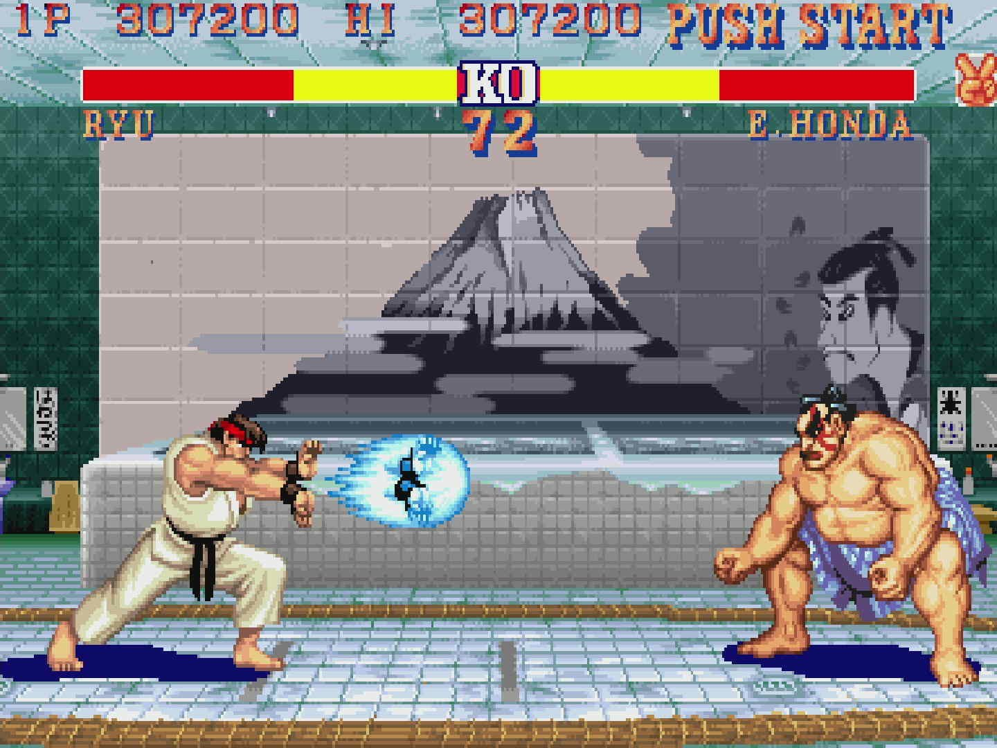 Street Fighter II Capcom Arcade Stadium