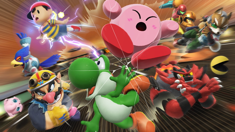 Super Smash Bros. Ultimate torneo corpo