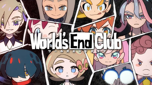 World's End Club Cover