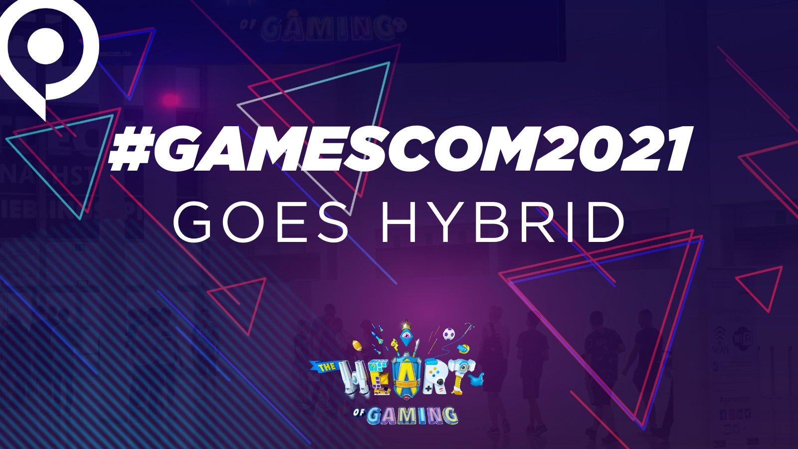 Gamescom 2021 Cover