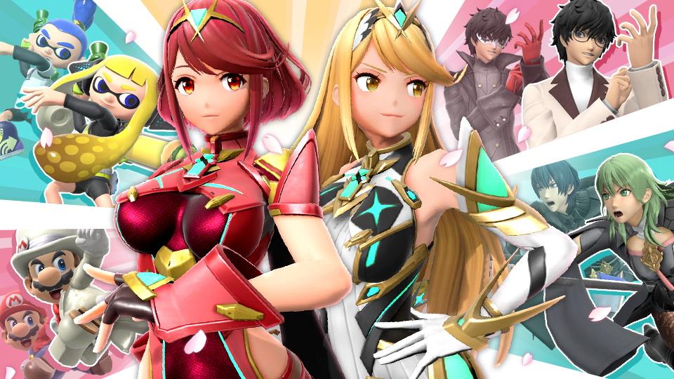 Super Smash Bros. Ultimate evento trasformazioni
