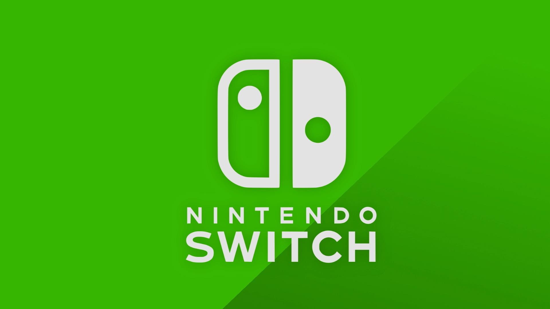 Nintendo Switch verde