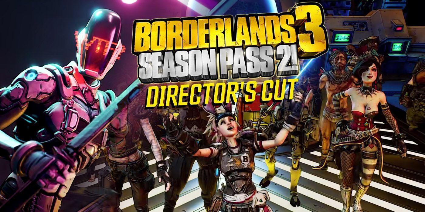 Borderlands 3 Director's Cut Cover