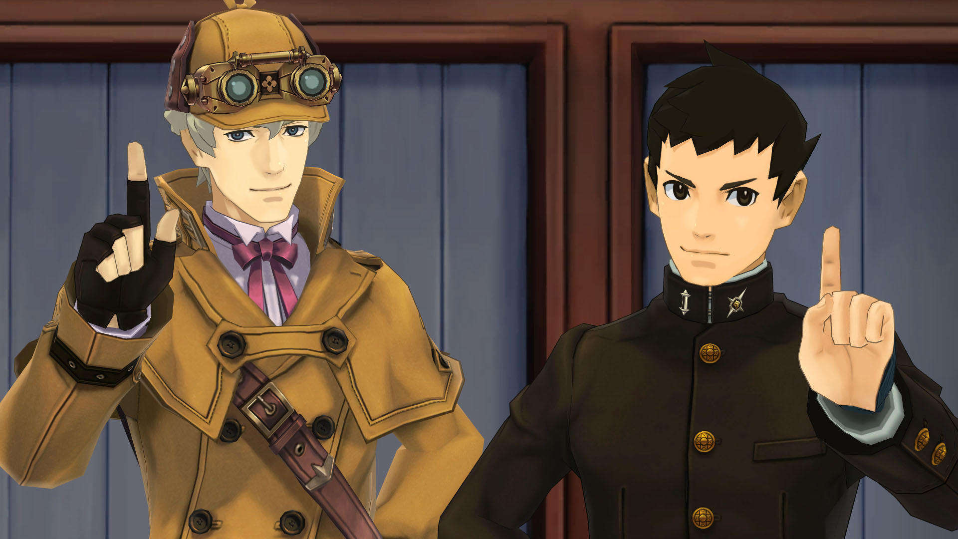 The Great Ace Attorney Herlock Sholmes