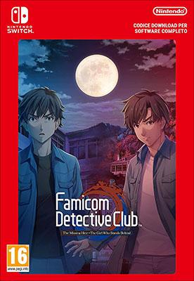 uscite di maggio - Famicom Detective Club