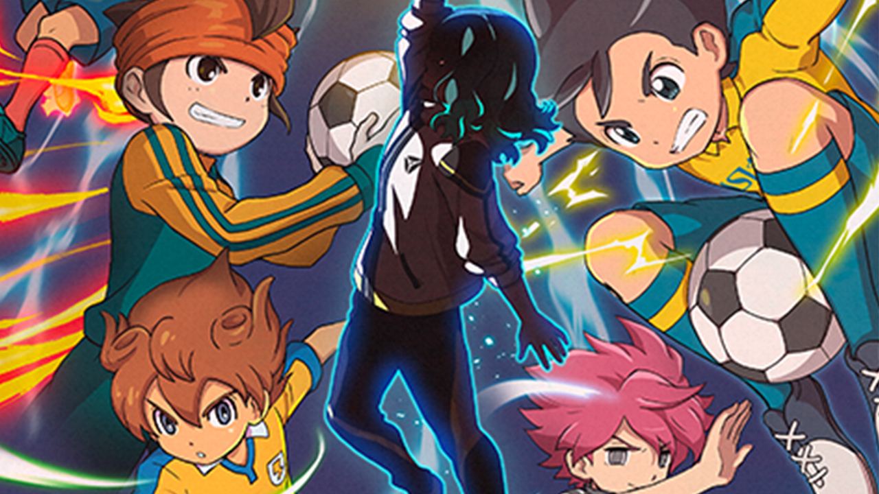 Inazuma Eleven Great Road of Heroes Cover
