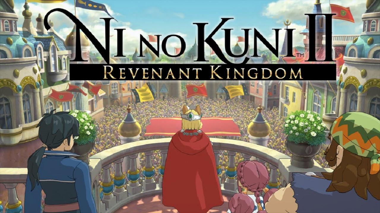 Ni No Kuni II: il Destino di un Regno Cover