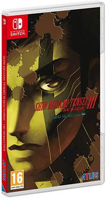 uscite di maggio - Shin Megami Tensei III Nocturne HD Remaster