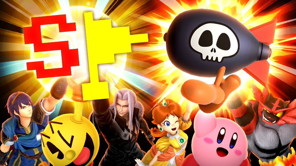 Super Smash Bros. Ultimate evento va spacca