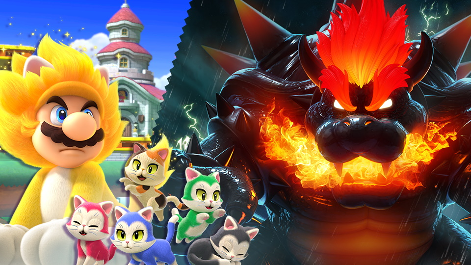 Super Smash Bros. Ultimate Bowser's Fury