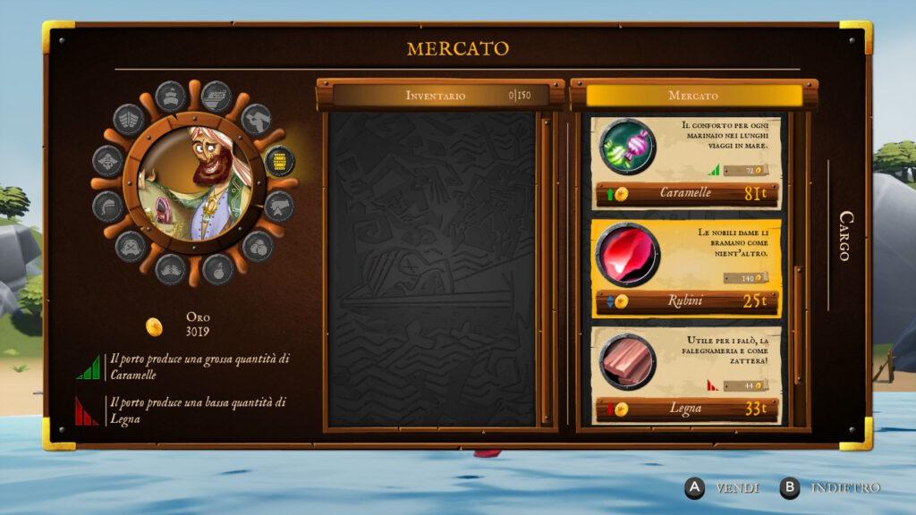 King of Seas Mercato