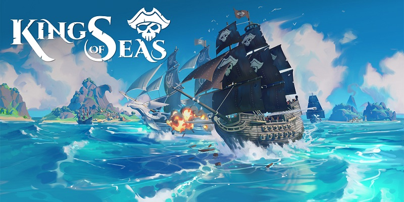 King of Seas Cover