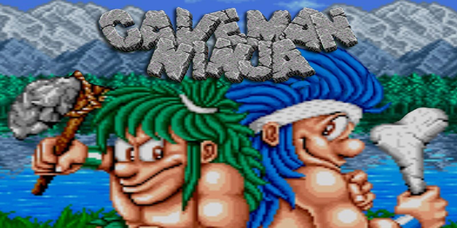 Caveman Ninja Nintendo Switch Online
