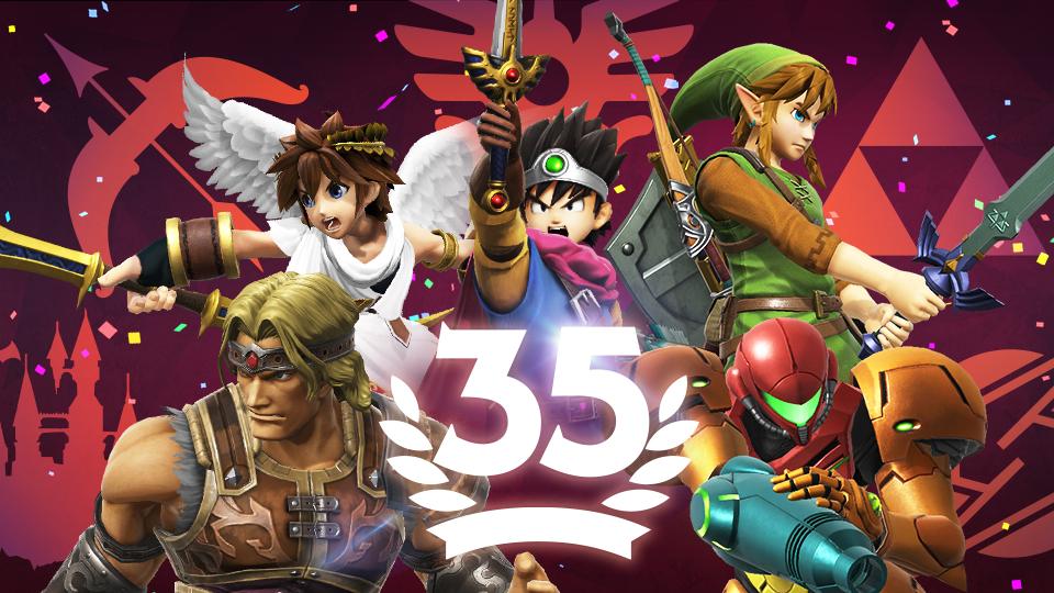 Super Smash Bros. Ultimate evento 35