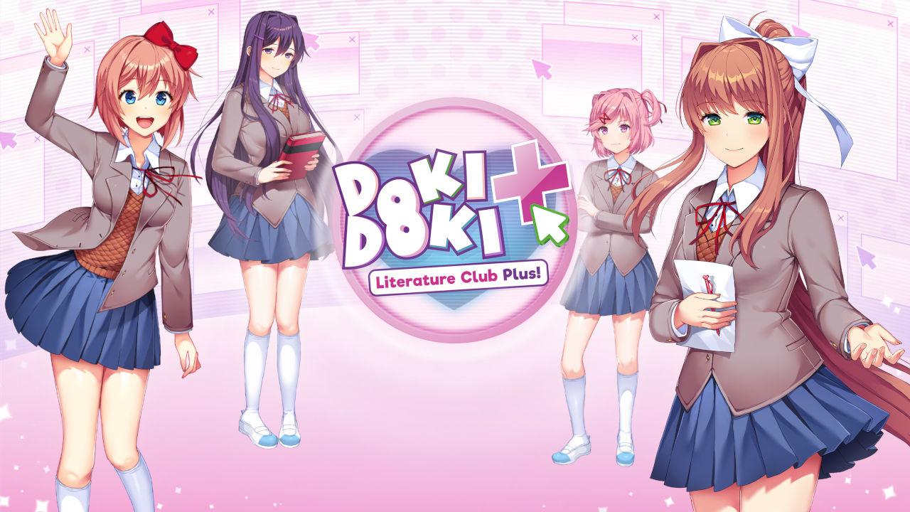 Doki Doki Literature Club Plus