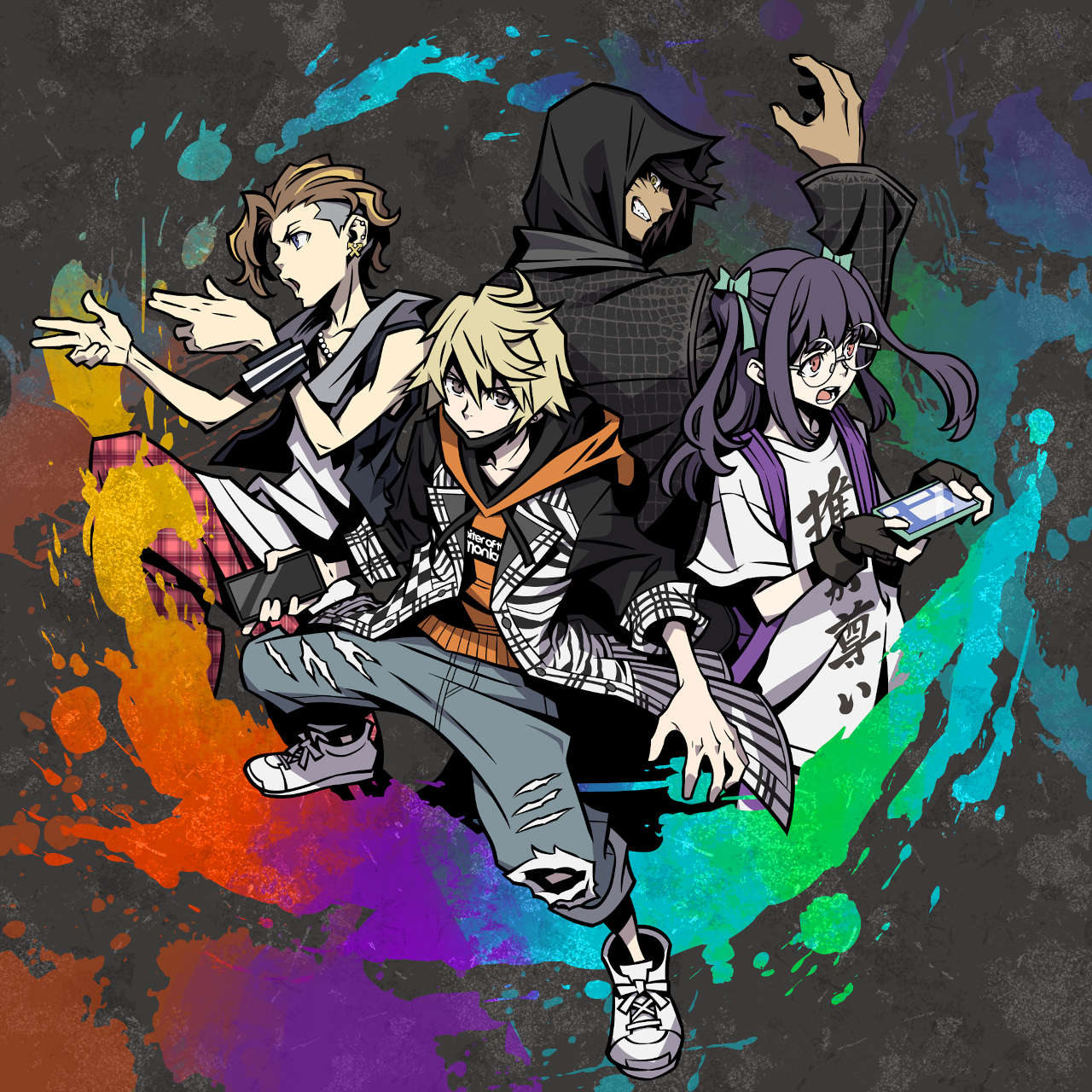 NEO: The World Ends with You artwork