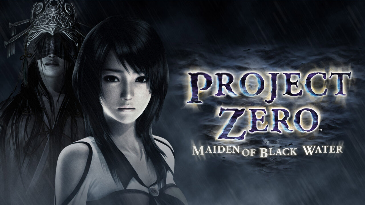 Project Zero: Maiden of Black Water Cover