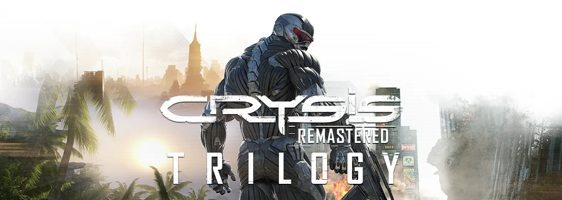 Crysis Remastered Trilogy Cover
