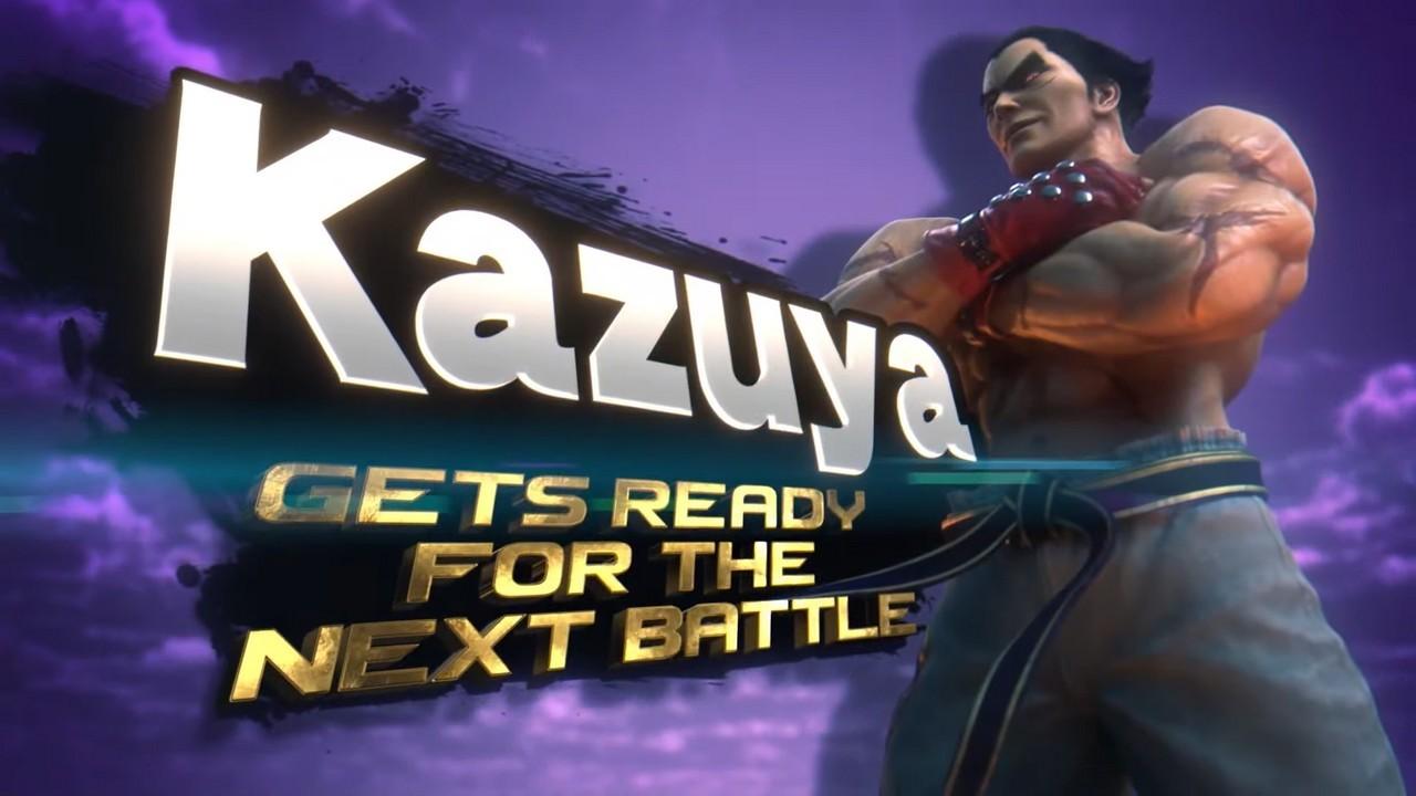 Super Smash Bros. Ultimate Kazuya
